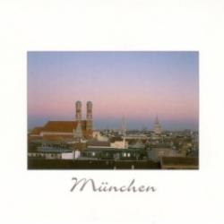 Postkarte-Ansichtskarte-Muenchen-Panorama-KM71