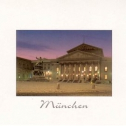 Postkarte-Ansichtskarte-Weihnachtskarte-Muenchen-KM29