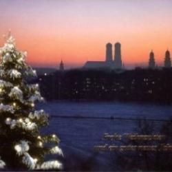 Postkarte-Ansichtskarte-Weihnachtskarte-Muenchen-KMS20