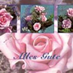 Postkarte-Ansichtskarte-Blumen-G9-150